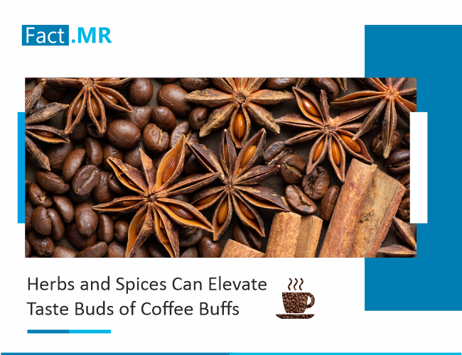 Herbs and spices can elevate taste buds of coffee buffs
