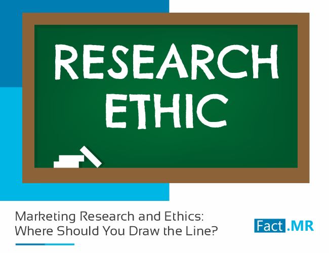 Marketing research and ethics