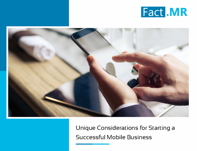 Considerations for Opening a Mobile Shop