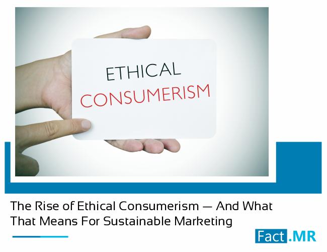 Rise of ethical consumerism