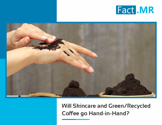 Will skincare and green recycled coffee go hand in hand