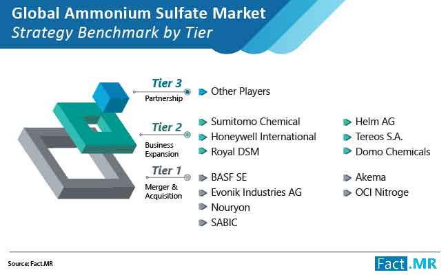 ammonium sulfate market strategy benchmark by tier