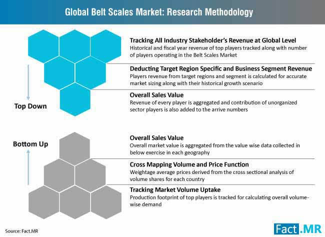belt scales market research methodology