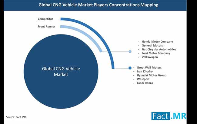global cng market market players