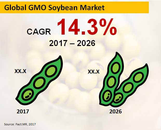 global gmo soybean market