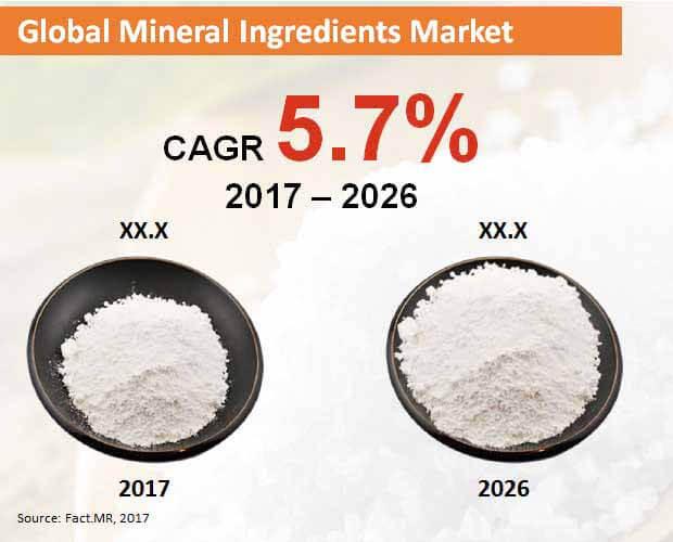 global mineral ingredients market