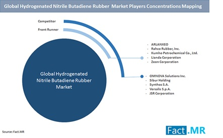 hydrogenated nitrile butadiene rubber key insights market