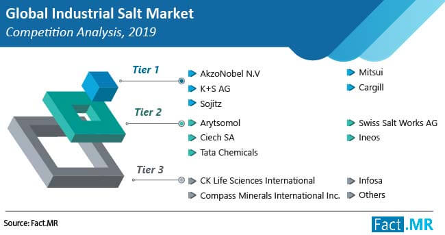 industrial salt market competition analysis