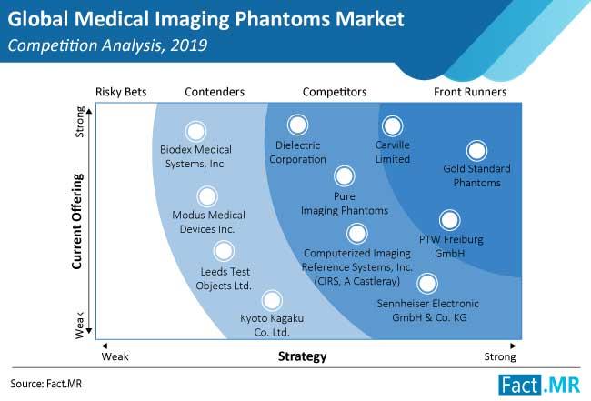 medical imaging phantoms market competition analysis