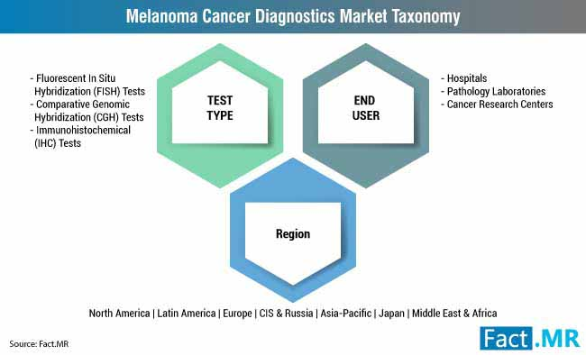 melanoma cancer diagnostics market taxonomy
