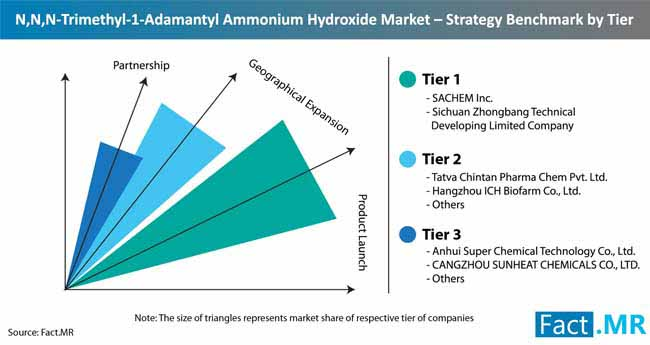 n n n trimethyl 1 adamantyl ammonium hydroxide market strategy benchmark by tier