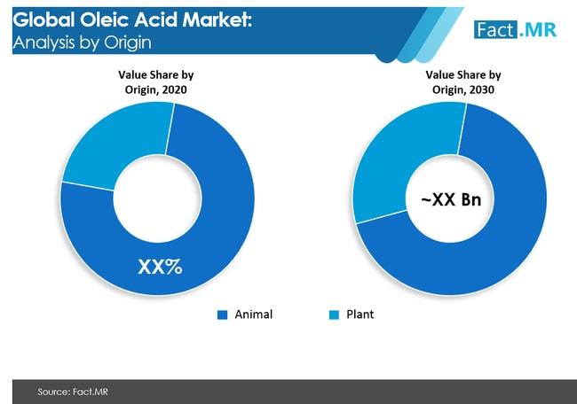 oleic acid market analysis by origin