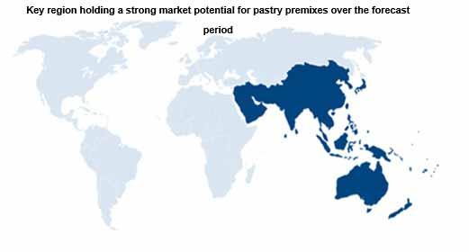 pastry premixes market