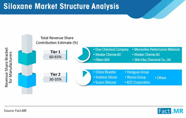 siloxane market structure analysis
