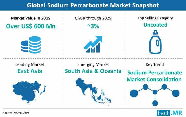 sodium percarbonate market snapshot