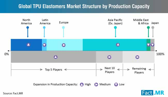 tpu elastomers market structure by production capacity